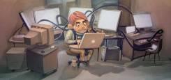Компьютерная помощь. Ремонт и модернизация компьютера