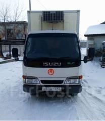 Isuzu NKR. Продается Isuzu Elf Рефрижератор, 4 300 куб. см., 2 000 кг.