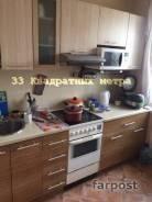 2-комнатная, улица Спортивная 2. Луговая, агентство, 46кв.м. Кухня