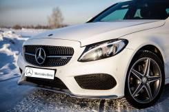 Mercedes-Benz C-Class. С водителем