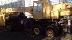 Tatra. Продаю Автокран tatra AD28. Вездеход. Стрела 28м-34м, 12 000куб. см., 34,00м.