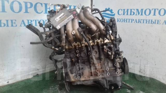 Двигатель в сборе. Toyota Carina, ST215 Toyota Corona, ST215 Toyota Caldina, ST215, ST215G, ST215W Двигатель 3SFE