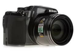 Nikon Coolpix P510. 15 - 19.9 Мп, зум: 14х и более