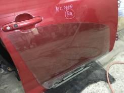 Стекло боковое. Toyota Ractis, NCP100, SCP100