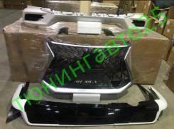 Обвес кузова аэродинамический. Lexus LX450d, URJ200 Lexus LX570 Двигатель 1VDFTV. Под заказ