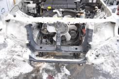 Рамка радиатора. Mitsubishi Pajero, V75W Двигатель 6G74
