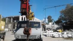 Галичанин КС-4572. Автокран, 10 850 куб. см., 16 000 кг., 22 м.
