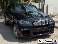 Передний бампер BMW X6 E71 Hamann Style 2008-2014г