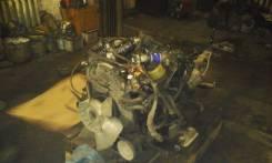 Двигатель в сборе. Toyota Mark II, LX90, LX90Y Двигатель 2LTE