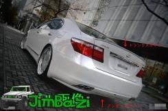 Обвес кузова аэродинамический. Lexus LS600h Lexus LS460
