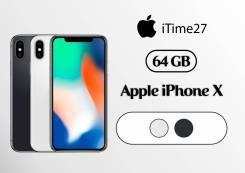 Apple iPhone X. Новый, 64 Гб