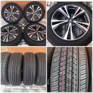 "225/60R18 Dunlop ST30 лето с литьем Nissan X-trail - все 2017 г. 7.0x18"" 5x114.30 ET45 ЦО 66,1мм."