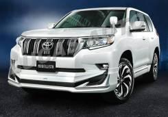 Обвес кузова аэродинамический. Toyota Land Cruiser Prado, GDJ150L, GDJ150W, GDJ151W, GRJ150L, TRJ12, TRJ150W Двигатели: 1GDFTV, 1GRFE, 2TRFE