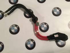 Провод аккумулятора. BMW 7-Series, E65, E66, E67 Alpina B7 Alpina B Двигатели: M52B28TU, M54B30, M57D30T, M57D30TU2, M62TUB35, M62TUB44, M67D44, N52B3...
