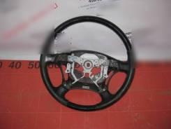Руль. Toyota Land Cruiser Toyota Land Cruiser Prado, GRJ120, GRJ120W, GRJ125, GRJ125W, KDJ120, KDJ120W, KDJ125, KDJ125W, KZJ120 Двигатели: 1GRFE, 1KDF...