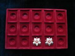 Планшет для хранения орденов. Под заказ