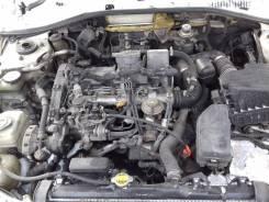Двигатель в сборе. Toyota: Sprinter, Carina, Corona, Caldina, Corolla Двигатель 2C