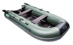 Мастер лодок Rush 3300. Год: 2018 год, длина 3,30м., двигатель без двигателя. Под заказ