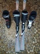 Лыжи и ботинки горные. 165,00см., горные лыжи, фрирайд (freeride)