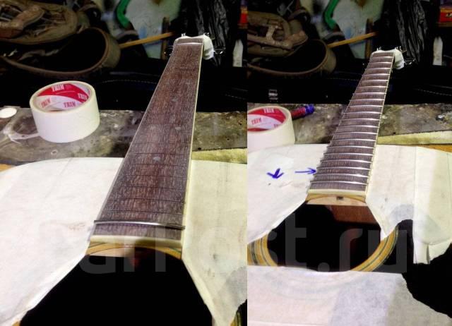Ремонт гитар и музыкальных инструментов по минимальным ценам! Скидки!