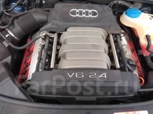 двигатель Audi A6 C6 24 V6 Bdw 8k5b8 автозапчасти в барнауле