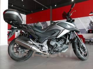 Honda NC 750X. 735 куб. см., исправен, птс, с пробегом