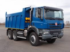 Tatra T158. Самосвал R36, 6х6, Euro 5, 25 000кг., 6x6