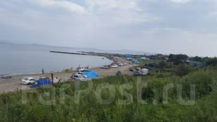 Последний Земельный участок на берегу моря. 300кв.м., собственность, электричество, от агентства недвижимости (посредник)