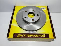 Диск тормозной. Toyota: Crown Majesta, Mark II Wagon Blit, Crown, Verossa, Mark II, Origin, Cresta, Altezza, Progres, Brevis, Chaser Двигатели: 1GFE...