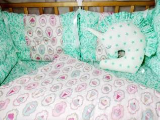 Пошив детских комплектов в кроватку