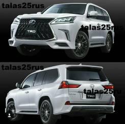 Обвес кузова аэродинамический. Lexus LX570 Lexus RX450h, GYL15, GGL15, GYL10W, GYL16W, GYL15W Двигатель 2GRFXE