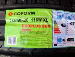 Goform EcoPlus SUV. Летние, 2017 год, без износа, 4 шт. Под заказ