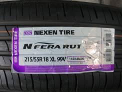 Nexen N'FERA RU1. Летние, 2017 год, без износа, 4 шт
