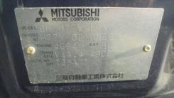 Табличка. Mitsubishi Pajero iO, H61W, H62W, H66W, H67W, H71W, H72W, H76W, H77W Двигатели: 4G93, 4G94