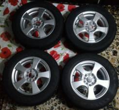 Комплект колес на универсальном литье R15 5*100, 5*114,3