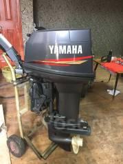 Yamaha. 50,00л.с., 2-тактный, бензиновый, нога L (508 мм), Год: 2000 год