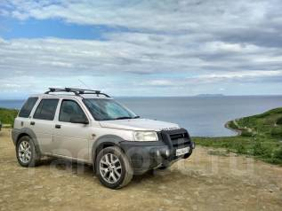 Land Rover Freelander. автомат, 4wd, 2.5 (177л.с.), бензин, 148 684тыс. км