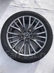 Комплект колес на дисках Lexus R20 5x114.3 + летние шины 275/40 R20 XL. 8.0x20 5x114.30 ET30