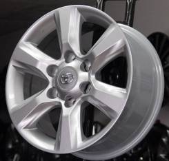 "Toyota. 7.5x17"", 6x139.70, ЦО 106,1мм. Под заказ"