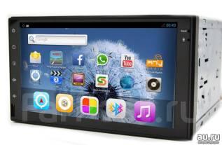 Магнитола 2Din. Android. Автомобильный мультимедийный центр на Андройд