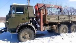 КамАЗ 4310. Камаз 4310, 6 320 куб. см., 6 500 кг.