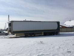 Dorsey Trailers. Рефрижератор, 39 000 кг.