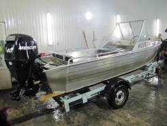 Wellboat-45. 2008 год год, длина 4,50м., двигатель без двигателя, бензин