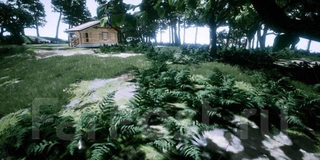 Интерактивная 3D Визуализация ландшафта, интерьера , домов, фасадов