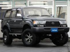 Toyota Land Cruiser. механика, 4wd, 4.2, дизель, 125 000тыс. км, б/п, нет птс. Под заказ