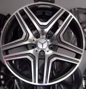 "Mercedes. 11.0x21"", 5x112.00, ET46, ЦО 66,6мм. Под заказ"