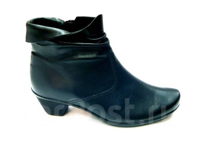 64367520d Женские Ботинки кожаные - Обувь в Хабаровске