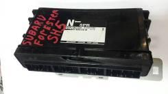 Блок управления акпп, cvt. Subaru Forester, SH5