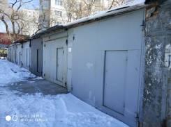 Гаражи капитальные. улица Кирова 32, р-н Вторая речка, 18кв.м., электричество, подвал.