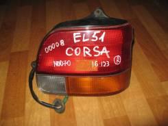 Стоп-сигнал. Toyota Corsa, EL51 Двигатель 4EFE